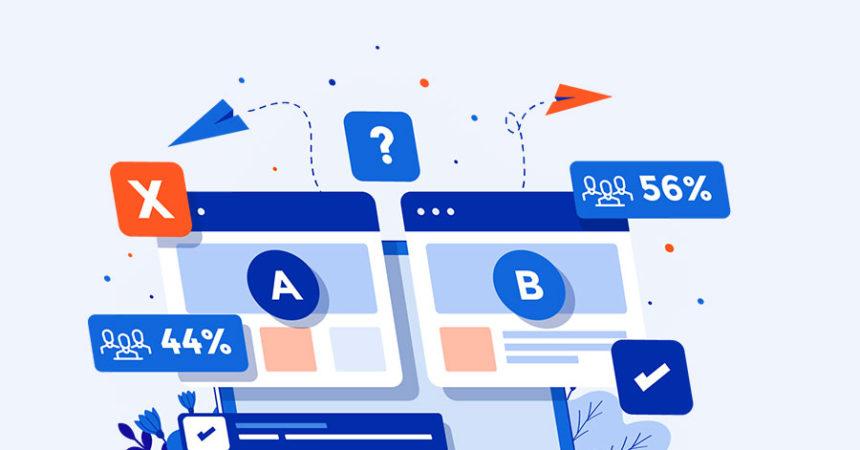Test A/B Mail Marketing